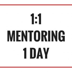 1:1 Photography Mentoring with Elise Gow - 1 Day